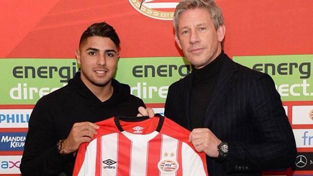 PSV, Maximiliano Romero'nun transferini FM 18 videosu ile duyurdu
