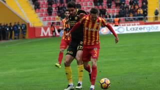Kayserispor 0-1 Evkur Yeni Malatyaspor