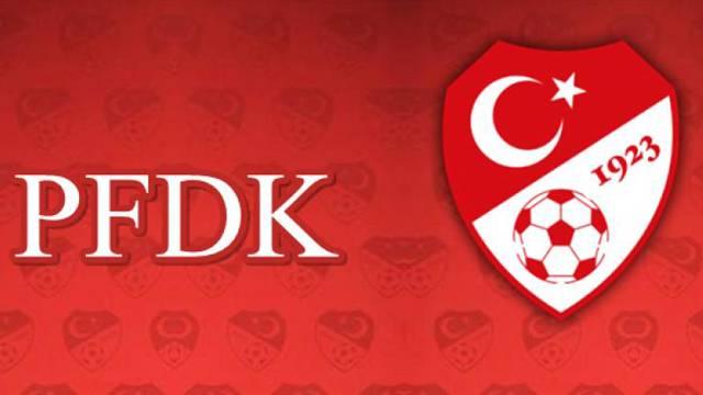 9 Süper Lig takımı PFDK'lık oldu