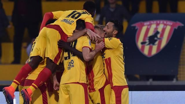 Benevento 1 - 0 Chievo