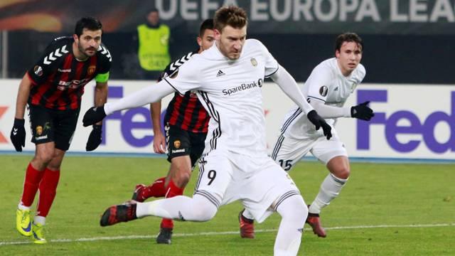 Konyaspor'da Nicklas Bendtner sesleri