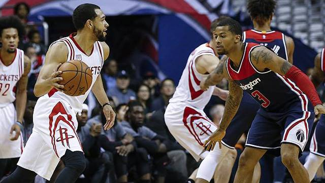 Houston Rockets iki uzatma sonunda kazandı