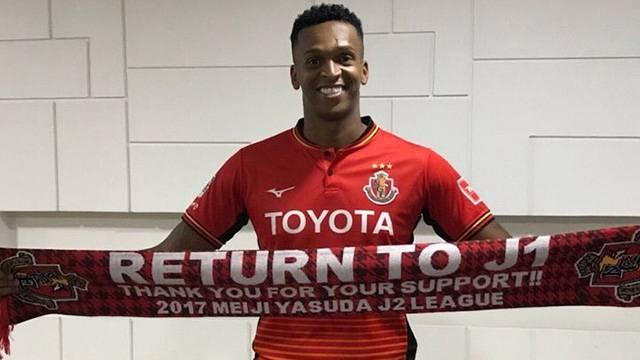 Jo Nagoya Grampus'a transfer oldu