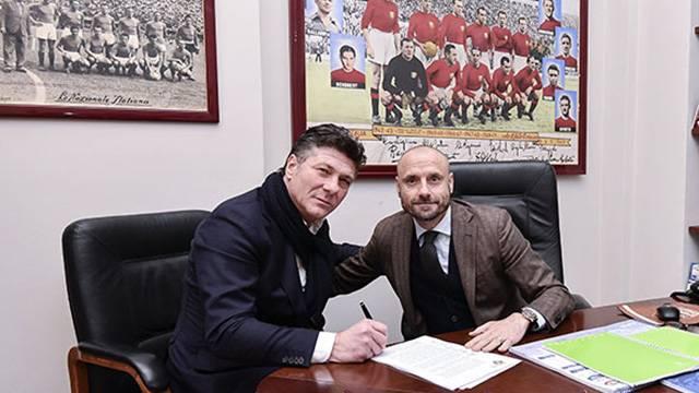 Torino Walter Mazzari ile anlaştı