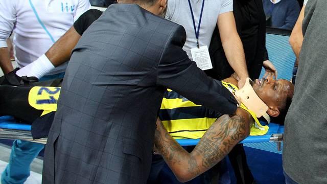 Fenerbahçe Doğuş'ta James Nunnally şoku
