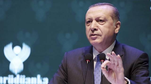 Cumhurbaşkanı Recep Tayyip Erdoğan'a barış ödülü