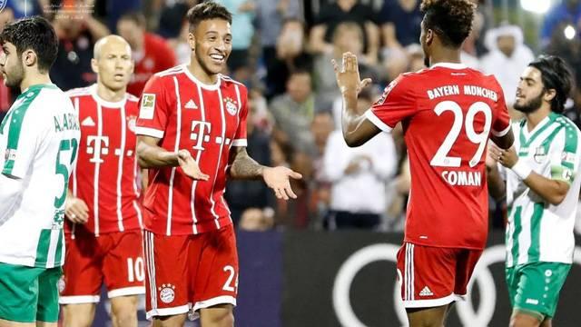 Bayern Münih 6 - 0  El Ehli