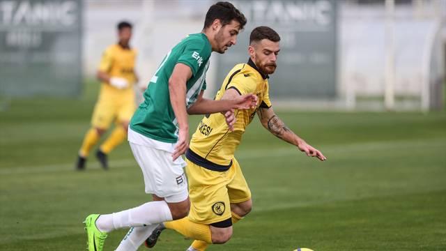 Bursaspor 1 - 2 Kukesi
