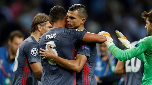 Beşiktaş'a iki kötü haber! Pepe ve Tosic...