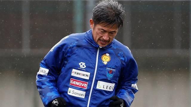 Kazuyoshi Miura 50 yaşında imzayı attı