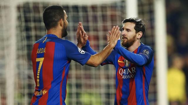 'Arda Turan'ı Messi yaktı' iddiası!
