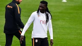 Gomis: 'Evra bana Galatasaray'ın büyüklüğünü anlattı'
