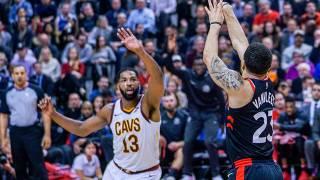 Toronto Raptors 133 - 99 Cleveland Cavaliers