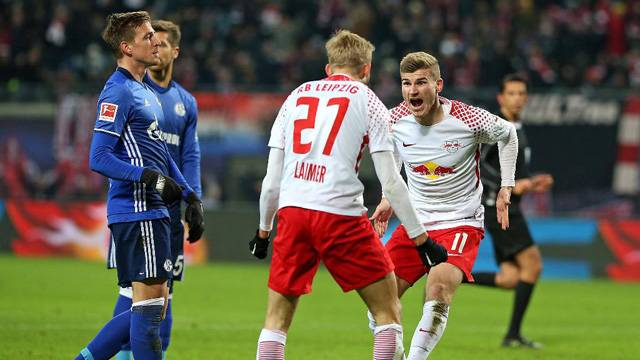 Leipzig 3 - 1 Schalke