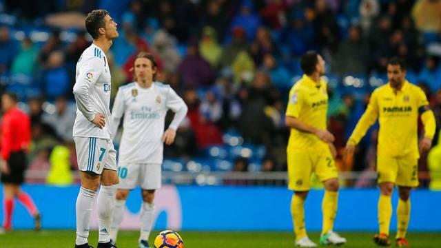 Real Madrid 0 - 1 Villarreal
