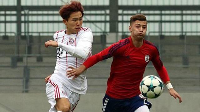 Bayern Münih'ten Altınordu'ya övgü