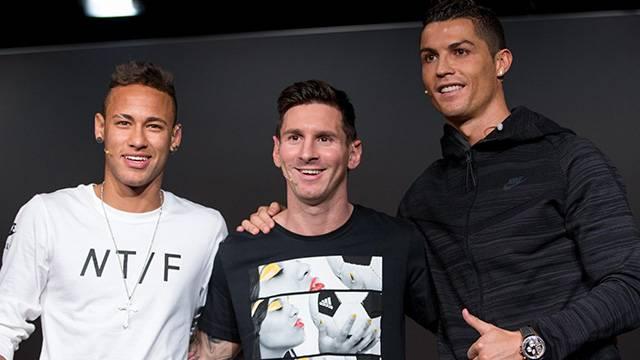 Neymar ile Cristiano Ronaldo'nun takas olacağı iddia edildi