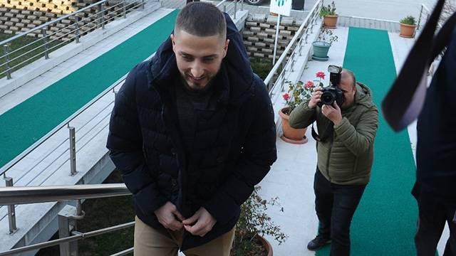 Grozav transfer görüşmesi için Bursa'ya geldi