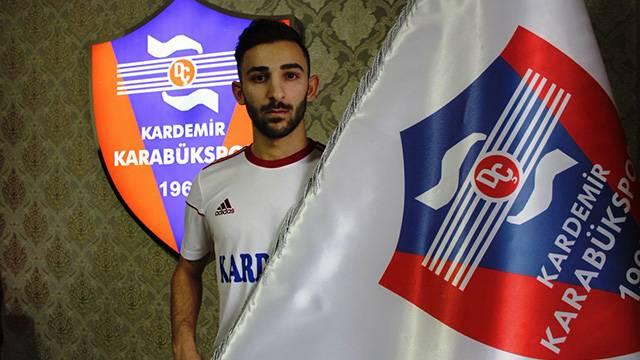 Karabükspor Ahmet Karadayı'yı transfer etti