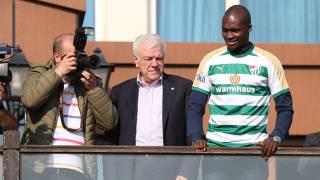 Moussa Sow resmen Bursaspor'da