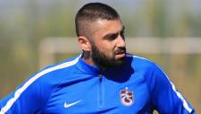 Burak Yılmaz'dan Beşiktaş beğenisi