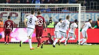 Trabzonspor 1 - 1 Atiker Konyaspor