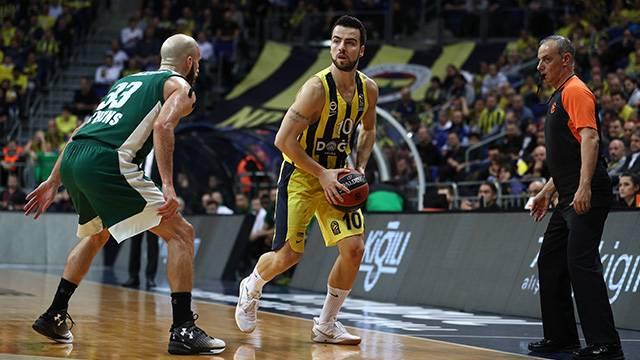 Fenerbahçe Doğuş 67 - 62 Panathinaikos Superfoods