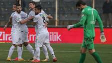 Teleset Mobilya Akhisarspor 1 - 0 Boluspor
