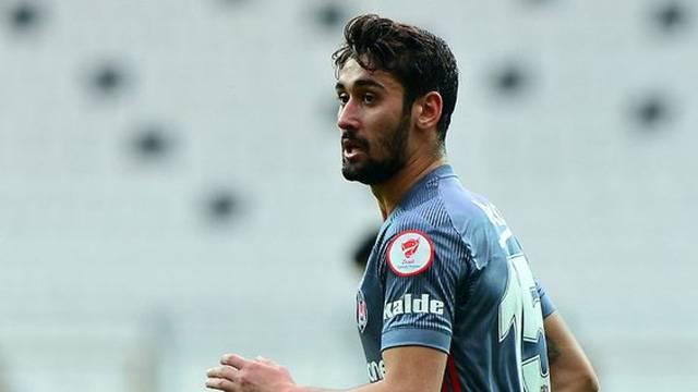 Beşiktaş, Orkan Çınar'ı Konyaspor'a kiraladı