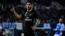 Leganes 0 - 1 Real Madrid