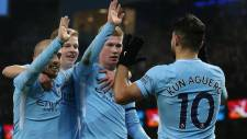Manchester City 3 - 1 Newcastle United