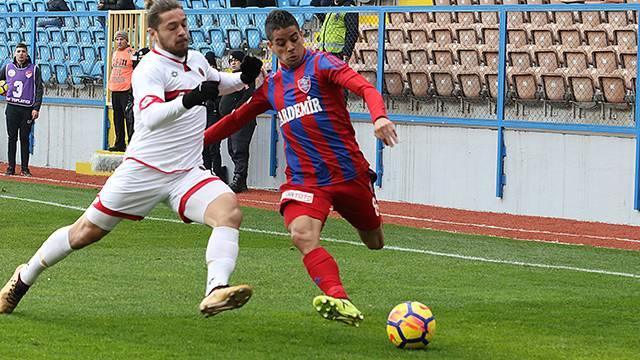 Kardemir Karabükspor 0 - 2 Gençlerbirliği