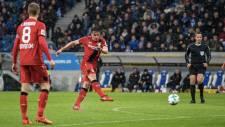 Hoffenheim 1 - 4 Bayer Leverkusen