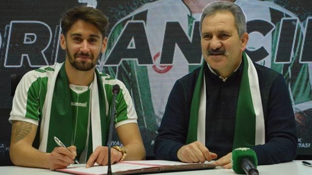 Orkan Çınar: Sabırsızlıkla ilk maçımı bekliyorum