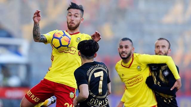 Osmanlıspor 0 - 0 Evkur Yeni Malatyaspor