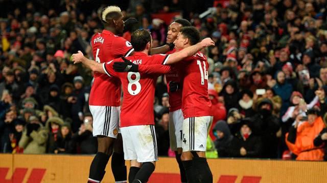 Burnley 0 - 1 Manchester United