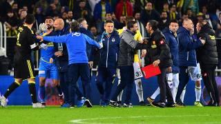 Fenerbahçe - Göztepe maçı sonrası olay çıktı