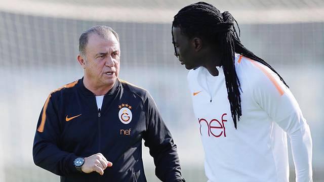 Gomis Kayserispor maçı kadrosuna alınmadı