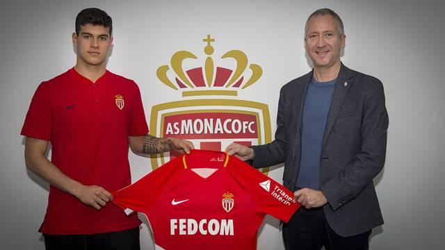 Monaco, 16'lık Pellegri'yi transfer etti