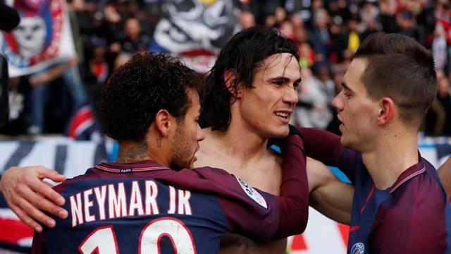 PSG 4 - 0 Montpellier