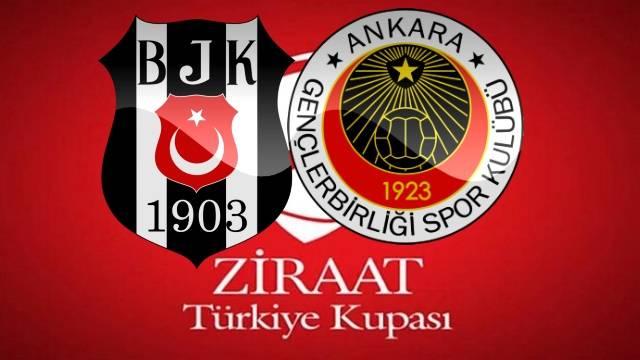 Beşiktaş - Gençlerbirliği maçı ne zaman, saat kaçta, hangi kanalda? (BJK Gençlerbirliği maçı canlı izle)