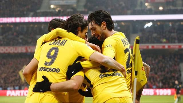 Lille 0 - 3 PSG (Maç özeti)