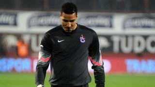 Trabzonspor'da Esteban 1.5 ay yok!