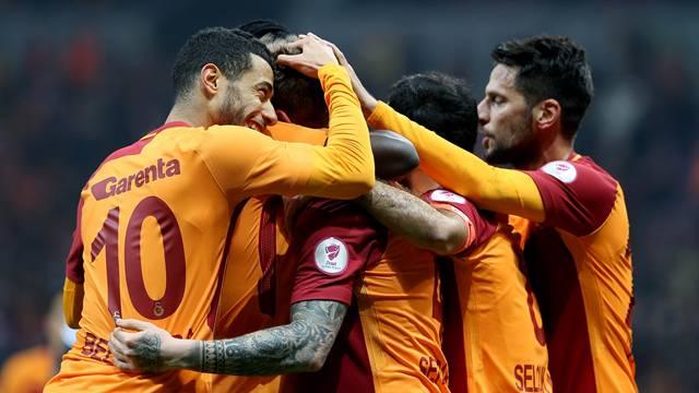 Galatasaray 4 - 1 Konyaspor (Maç özeti)