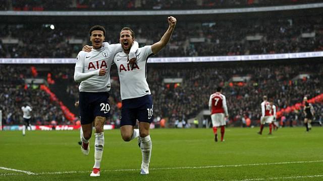 Tottenham 1 - 0 Arsenal (Maç özeti)