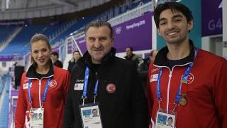 Bakan Osman Aşkın Bak sporcular ile buluştu