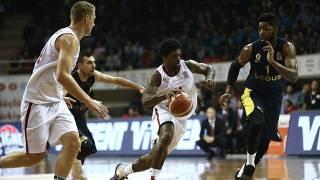 Gaziantep Basketbol 90 - 95 Fenerbahçe Doğuş