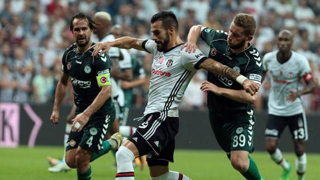 Beşiktaş taraftarı Konya'da olmayacak