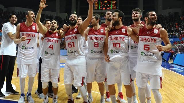 A Milli Takım Erkek Basketbol Takımı kadrosu açıklandı