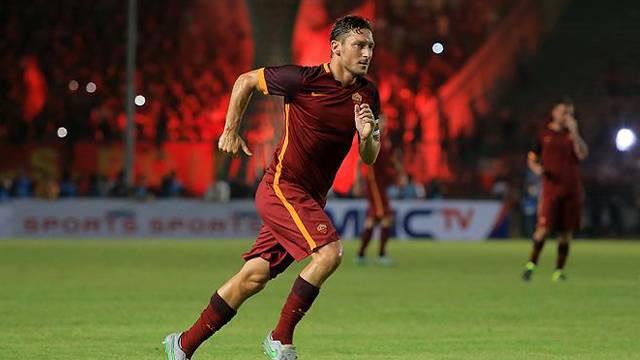 Totti: Benim gibisi zor gelir